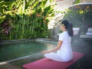 4 Day Indonesian Relaxing Yoga Retreat in Bali