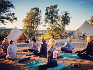 3 Days Epic Glamorous Glamping and Yoga Retreat for the Adventurous in Taos New Mexico, USA