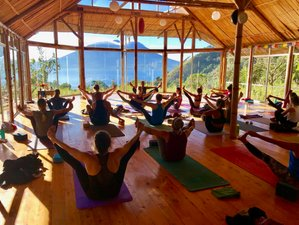 21 Day 200-hr Transformational Ashtanga Vinyasa Yoga Teacher Training at Lake Atitlan, Guatemala