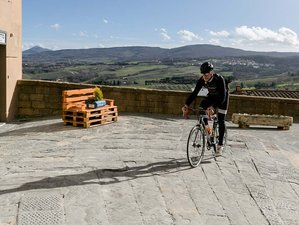 5 Day Cycling Holiday in San Casciano dei Bagni, Province of Siena