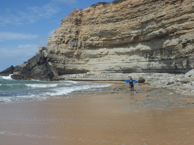 8 Days Bed, Yoga, Veggie, and Surf Plus in Ericeira, Portugal