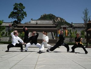 3 Year Kung Fu Training in Weihai, Shandong