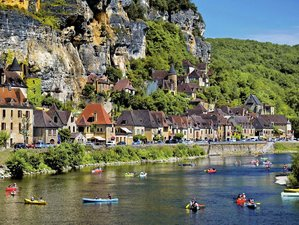 8 Days Wine Vacation and SUP Camp in Dordogne, France