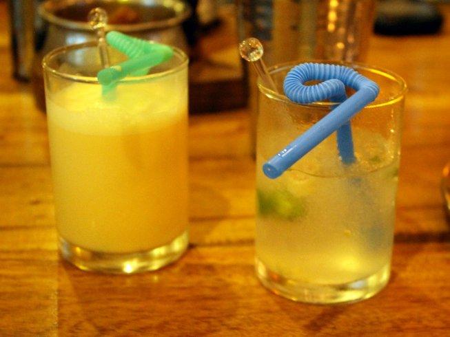 Bar Hopping In Delhi
