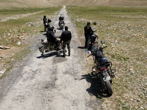 7 Day Guided Motorcycle Tour in the Saach Pass