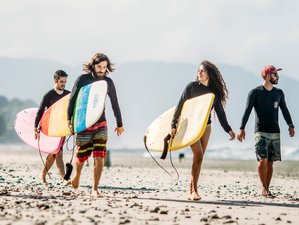 6 Days Guided Surf Camp in Santa Teresa, Costa Rica