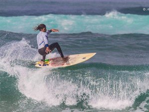 6 Day Stunning Waves Surfing for All Levels in the Beautiful Imsouane Beach, Agadir