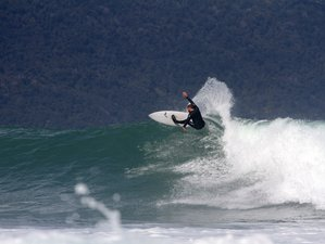 4 Days Wilderness Adventure and Surf Camp in South Island, New Zealand