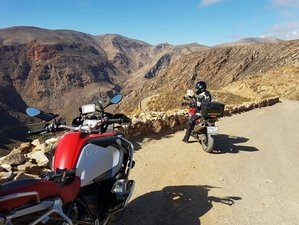 18 Days BMW Motorbike Tour South Africa and Swaziland