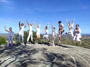 22 Tage 200-Stunden Mukta Kundalini Tantra Yogalehrer Ausbildung an der Algarve, Portugal