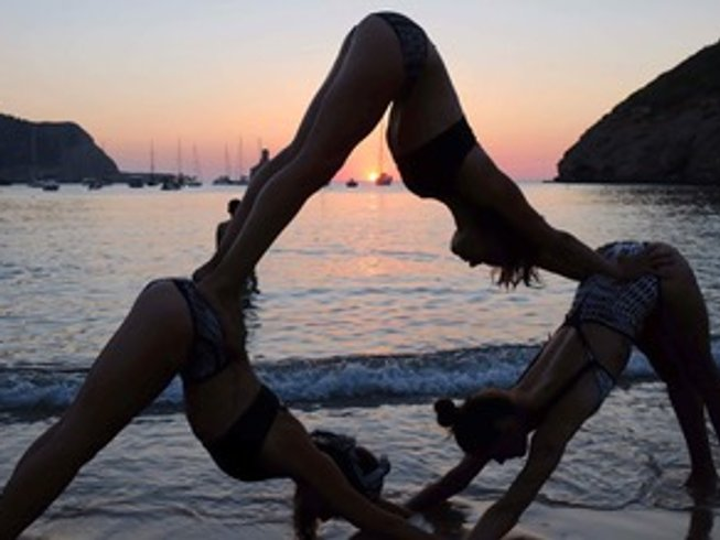 4 Days Yoga Holiday in Ibiza, Spain