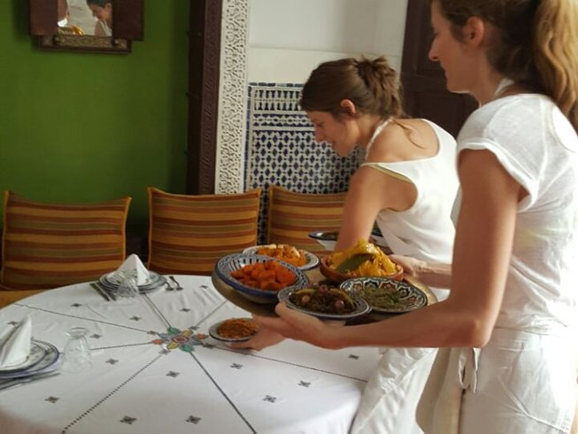 7 Days Culinary Adventure and Cooking Holiday in Fes, Morocco