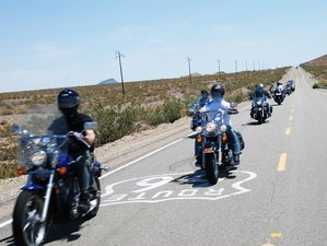 18 Days Historic Route 66 Motorcycle Tours USA