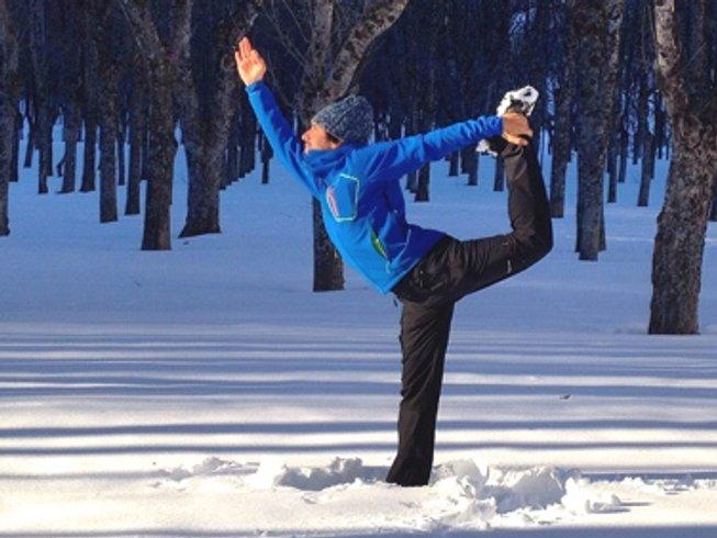 7 days meditative hiking and yoga retreat in vio spain - Casa cuadrau ...