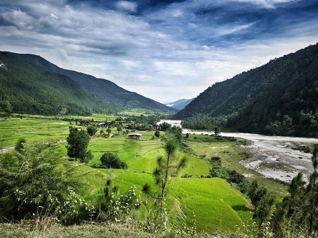 8 Tage Ganzheitlicher Yoga und Meditations Retreat im Himalaya, Bhutan