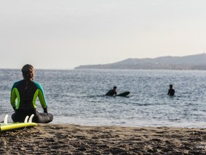 8 Days Fascinating Yoga and Surf Retreat in El Ñuro, Northern Peru