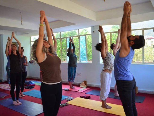 20 Days Cruise the Coast Yoga Retreat in India