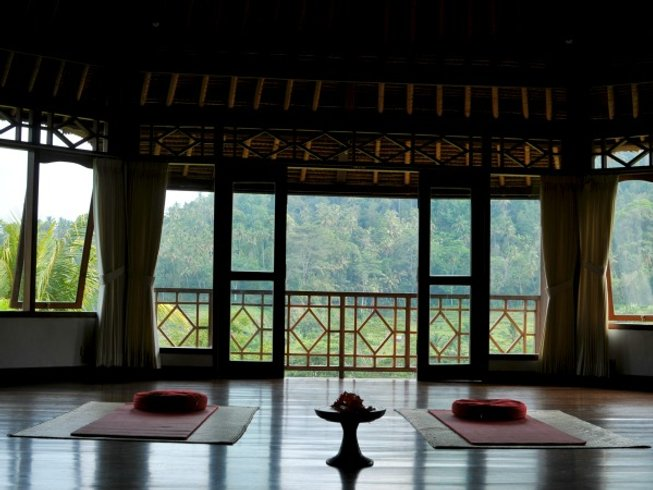 7 Days Active and Passive Meditation Retreat in Bali