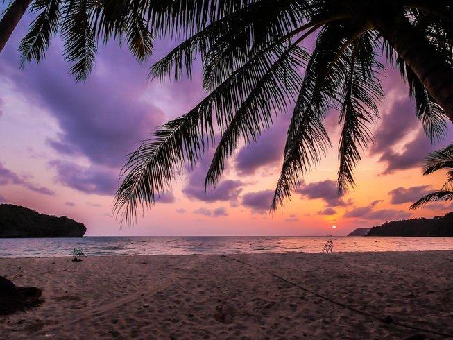 3 días de alojamiento, campamento de surf y yoga en Canggu, Bali