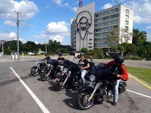6 Days Harley-Davidson Motorcycle Tour Cuba