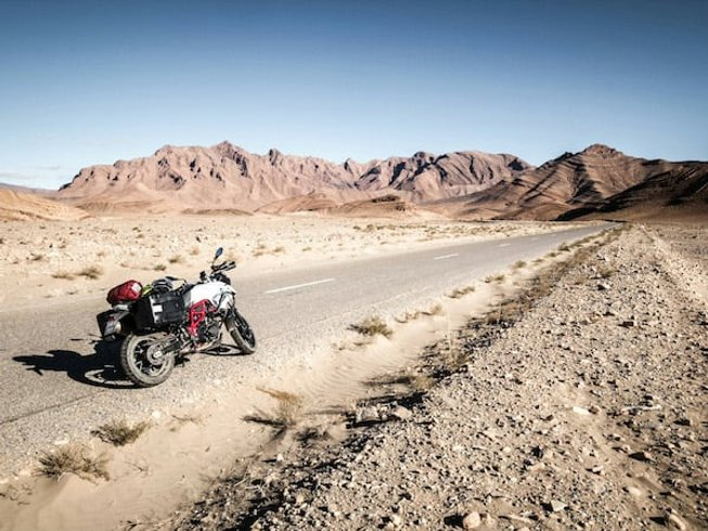 9 Days Adventurous Off-Road Morocco Motorcycle Tour