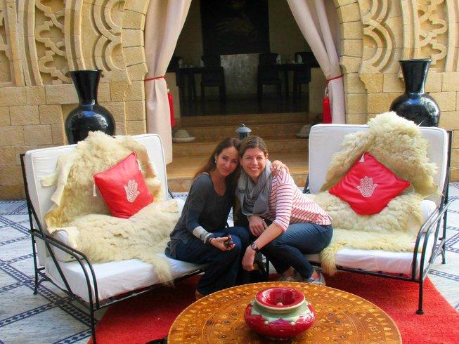 6 Days Magical Morocco Yoga Holiday