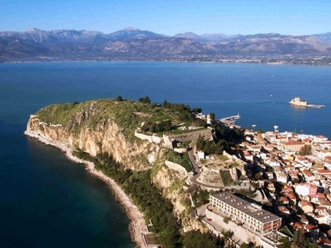 7 Days Greek Culinary Vacation & Honey Roads in Argolis