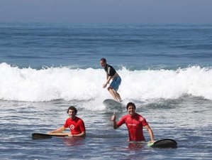 8 Day Learn to Surf Camp in Medewi, Bali