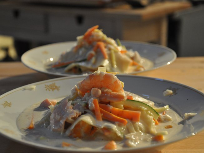 4 Days Cooking Holiday France