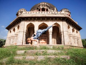 8-Daagse Pilates, Meditatie en Yoga Retraite in India