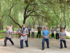 2 Weeks International Kung Fu Summer Camp in China