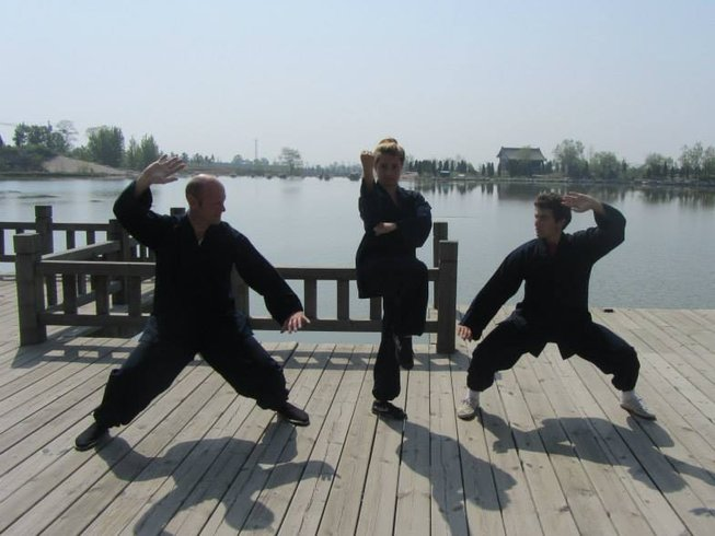 2 Months Basic Kung Fu Training in Shandong, China