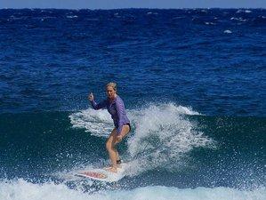 5 jours en retraite yoga et surf pour femmes, Puerto Rico