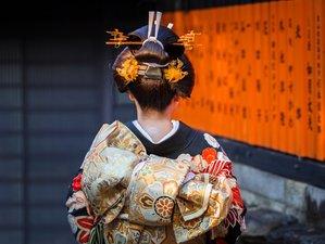 8 Tage Japanische Kultur und Yoga Retreat in Kunisaki und Kyoto