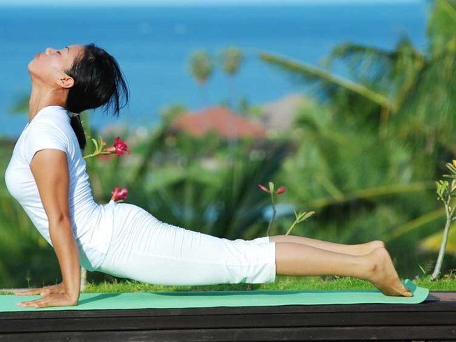8 Days Stress Release Meditation and Yoga Retreat in Bali