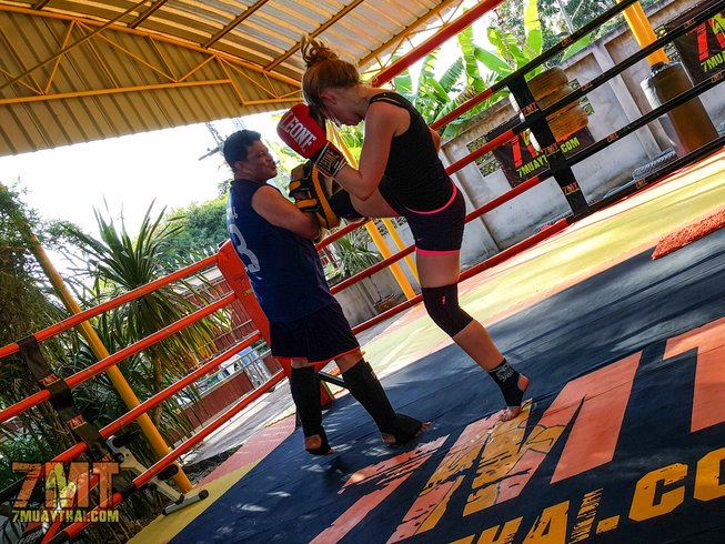 6 Months Muay Thai Training in Rayong, Thailand