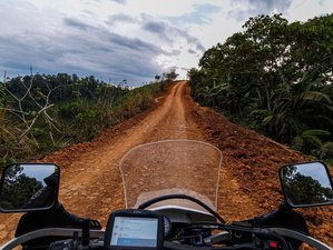 8 Day Off-Road Guided Motorcycle Tour in Ecuador