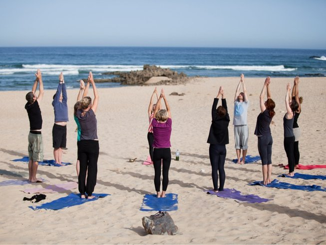 7 Days Surf and Yoga Retreat in The Algarve, Portugal