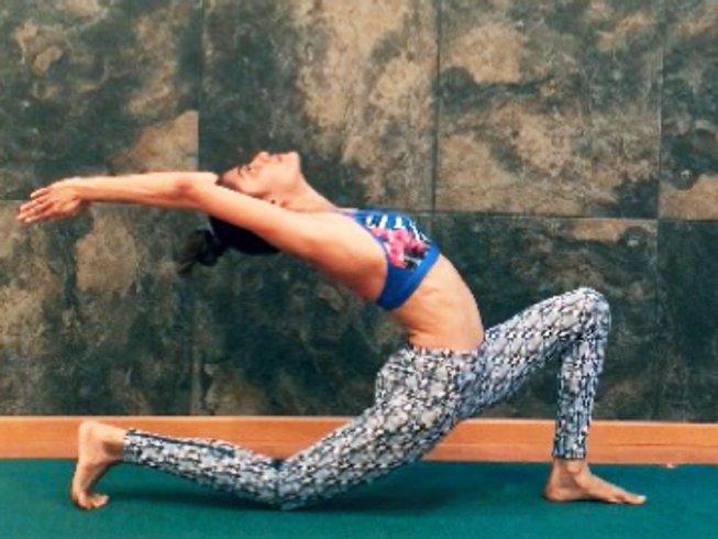 25 días profesorado de 200 horas en varios estilos de yoga en Phuket, India