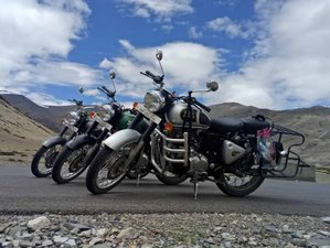 13 Day Hornbill Festival Guided Motorcycle Tour in India