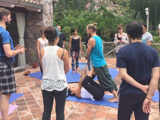 17 días profesorado de yoga e inmersión de 200 horas en Cusco, Perú