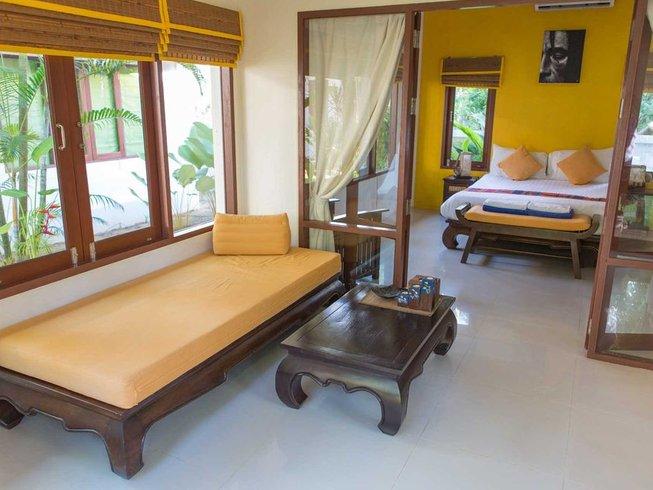 8-Daagse Zen Fit Burn Yoga Vakantie in Koh Samui, Thailand