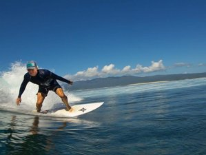4 Days Beginner Surf Trip Fiji