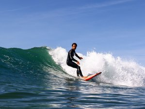 7 Days Zen Surf Guiding Camp in Banana Beach, Taghazout, Morocco