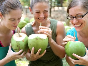 8 Days Detox Cleanse Program and Yoga Retreat in Cambodia
