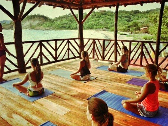 7 Days Surf, Sun, Yoga Retreat in Nicaragua