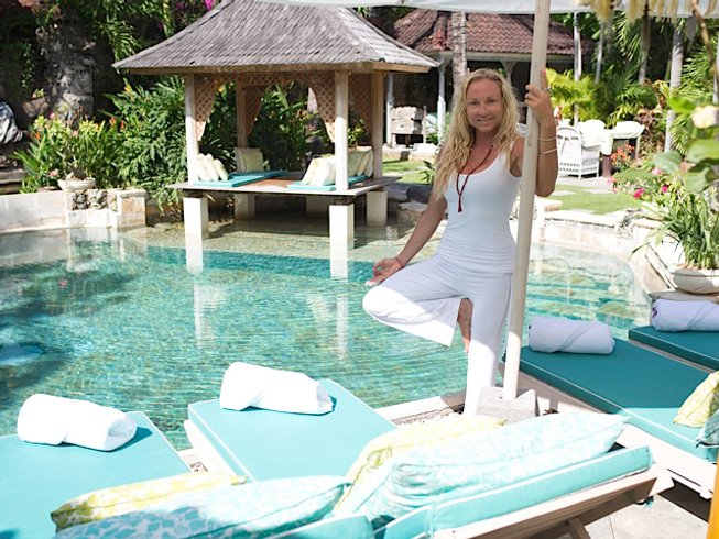 7 Days Living in the Heart Yoga Retreat in Bali
