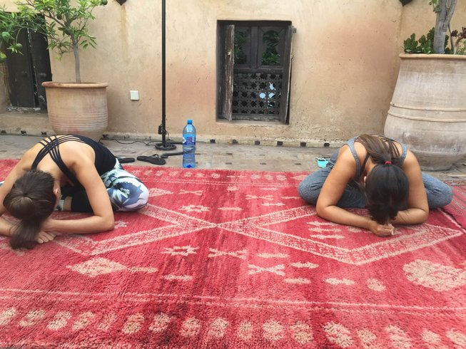 7 Days Meditation, Culture, and Yoga Holiday Morocco