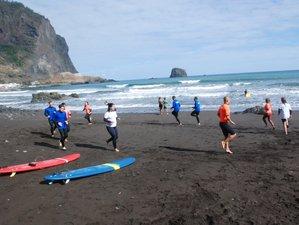 8 Days Unforgettable Surf Camp in Porto da Cruz, Madeira Island