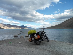 12 Days Leh Ladakh Guided Motorcycle Tour in India